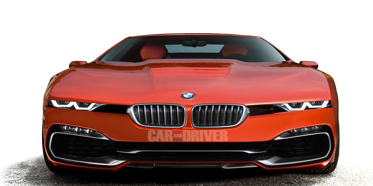 2016 BMW M8: The First Super-Bimmer Since the M1