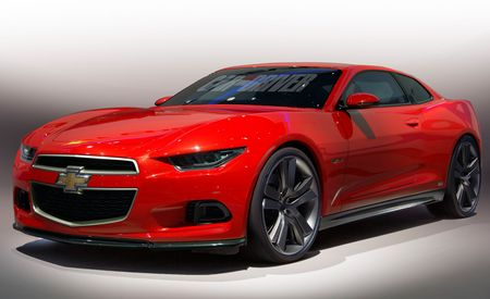 2016 Chevrolet Camaro: Smaller and Lighter? Look Out, Next-Gen Mustang