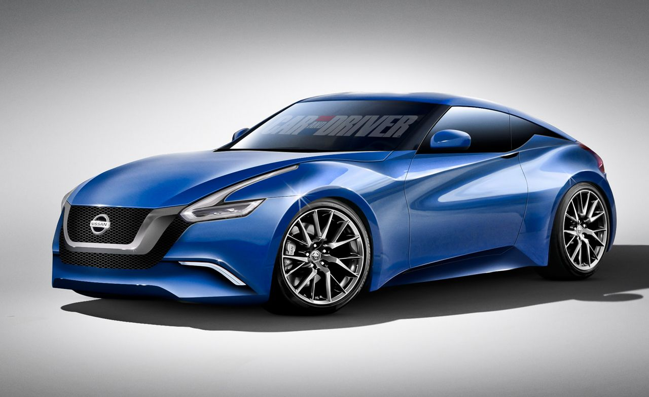 2016 Nissan Z 25 Cars Worth Waiting For 2014 2017