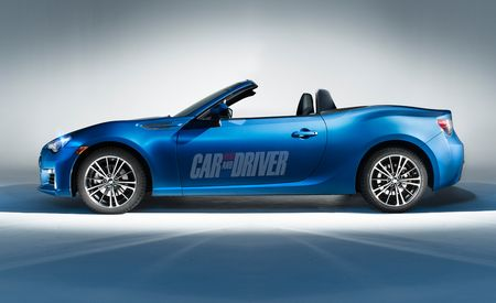 2016 Scion FR-S / Subaru BRZ Roadster: A True Miata Fighter