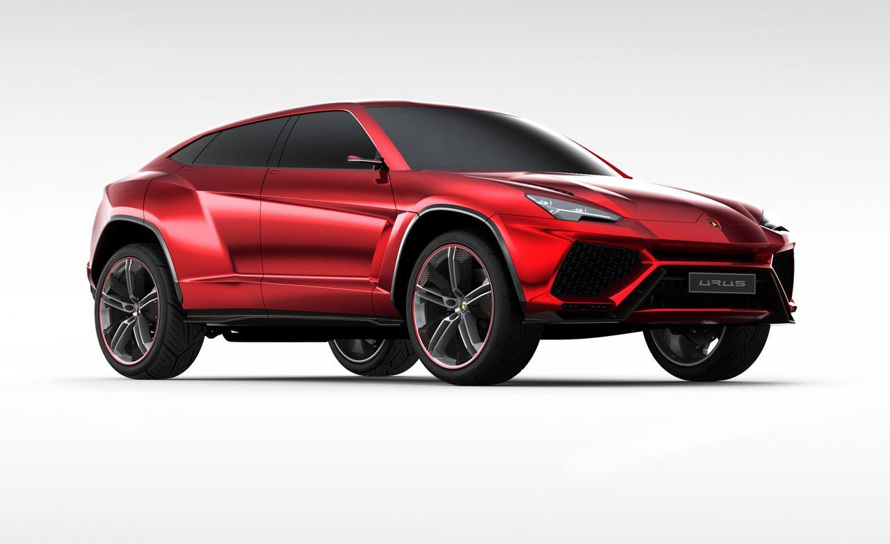2017 Lamborghini Urus: 25 Cars Worth Waiting For 2014|2017 | Future Cars |  Car And Driver