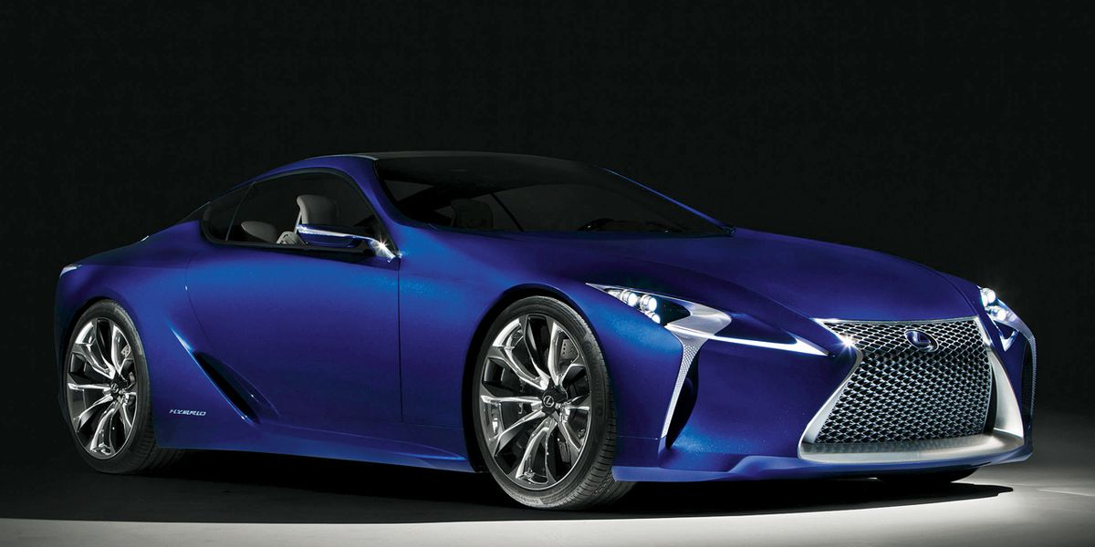 2019 Cadillac Ct8 25 Cars Worth Waiting For: 2017 Lexus LF-LC: 25 Cars Worth Waiting For 2014–2017