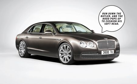 Dissected: 2014 Bentley Flying Spur