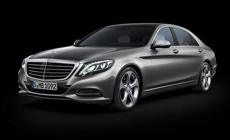 Dissected: 2014 Mercedes-Benz S-class