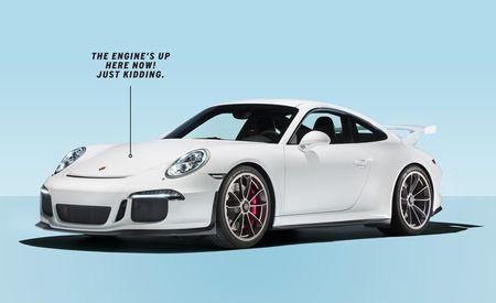 Dissected: 2014 Porsche 911 GT3