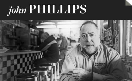 John Phillips: As Slow as Possible. As Fast as Necessary