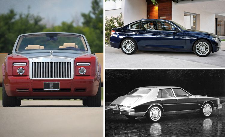 The 10 Best Cars in Which to Get Gay-Married
