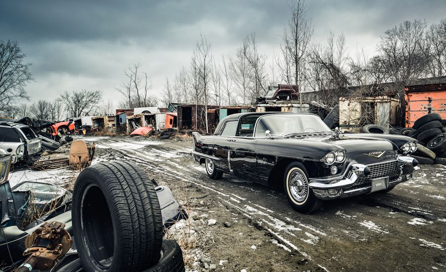 Their Ghosts Still Haunt The Place: How Four GM Motorama Show Cars ...