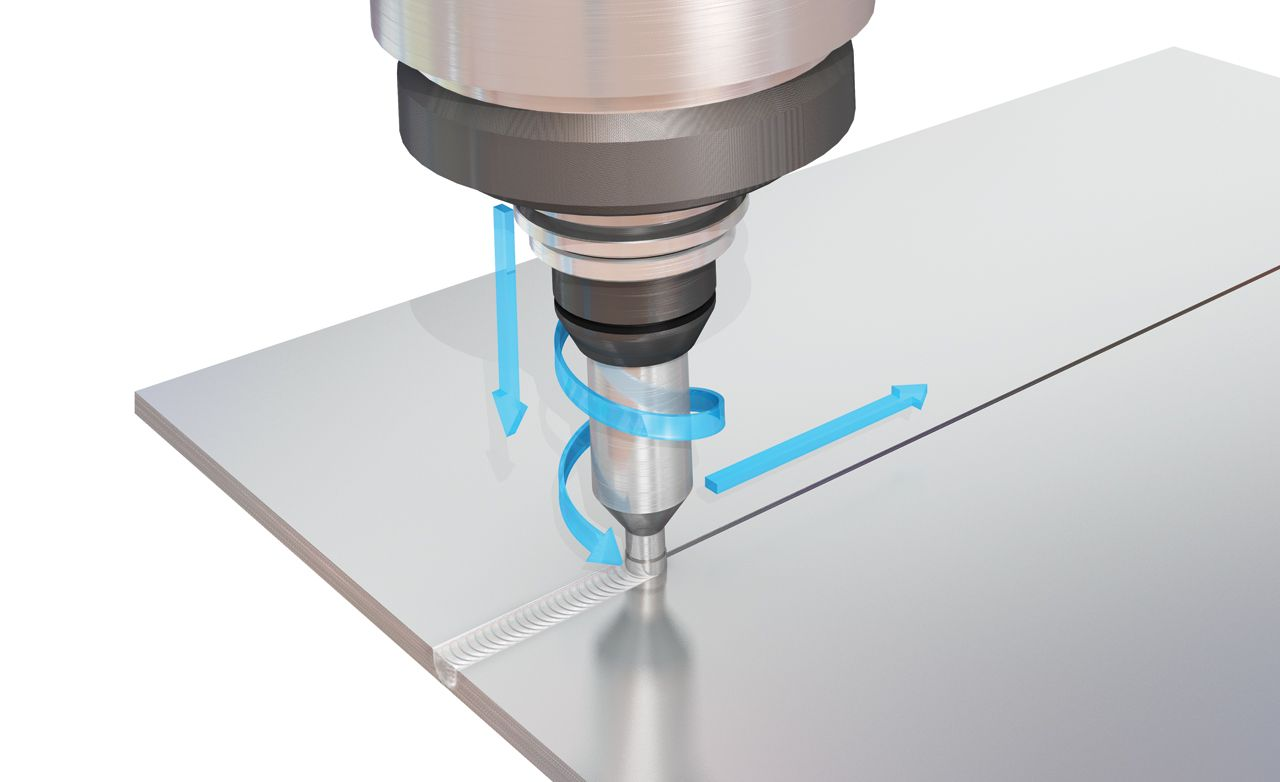 Friction Stir Welding >> Two Metals Enter One Metal Leaves The Miracle Of Friction Stir