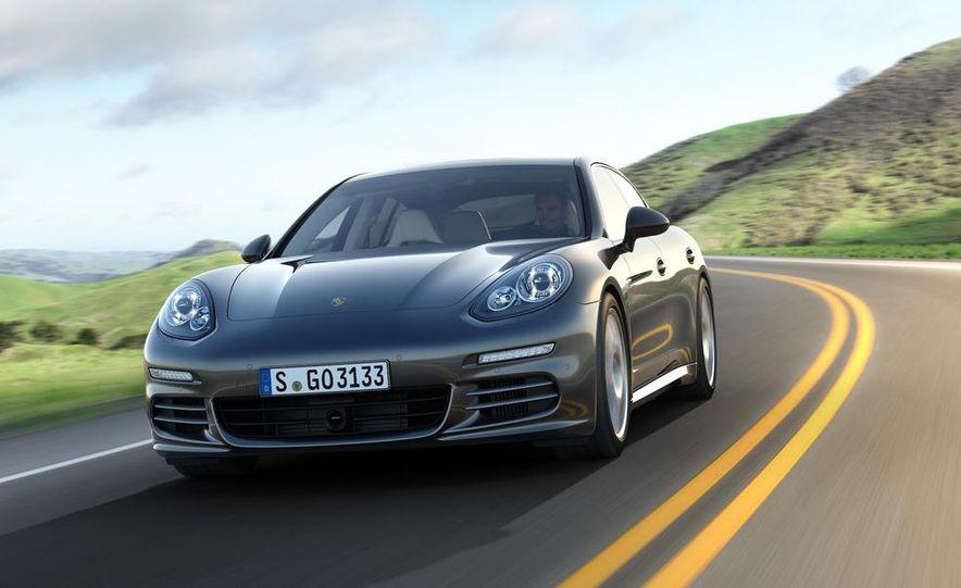 2014 Porsche Panamera 4S - Slide 1