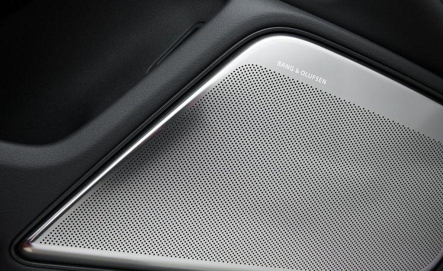 2013 Audi RS6 Avant - Slide 43