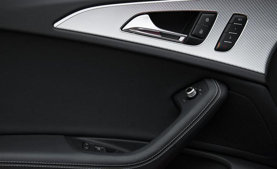 2013 Audi RS6 Avant - Slide 38