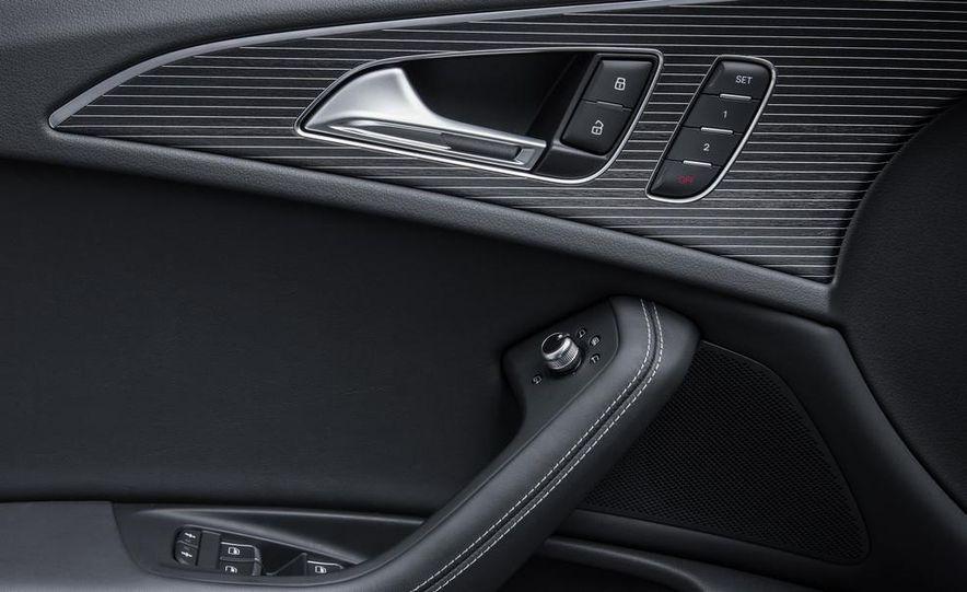 2013 Audi RS6 Avant - Slide 39