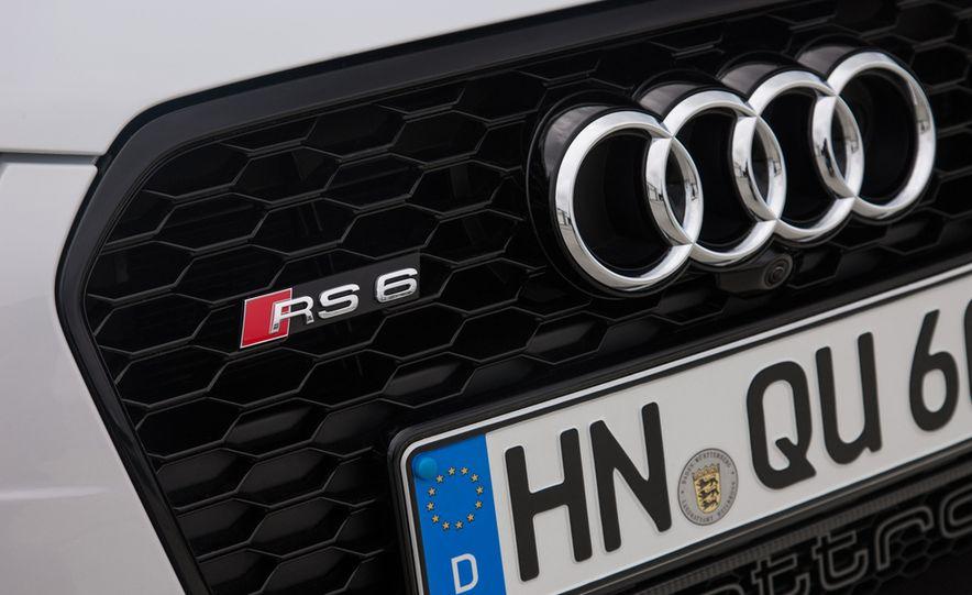2013 Audi RS6 Avant - Slide 66