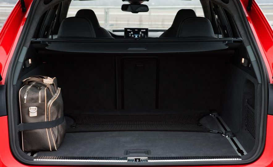 2013 Audi RS6 Avant - Slide 27