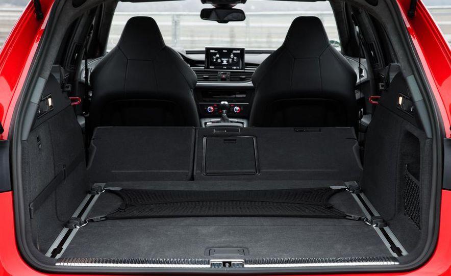 2013 Audi RS6 Avant - Slide 28
