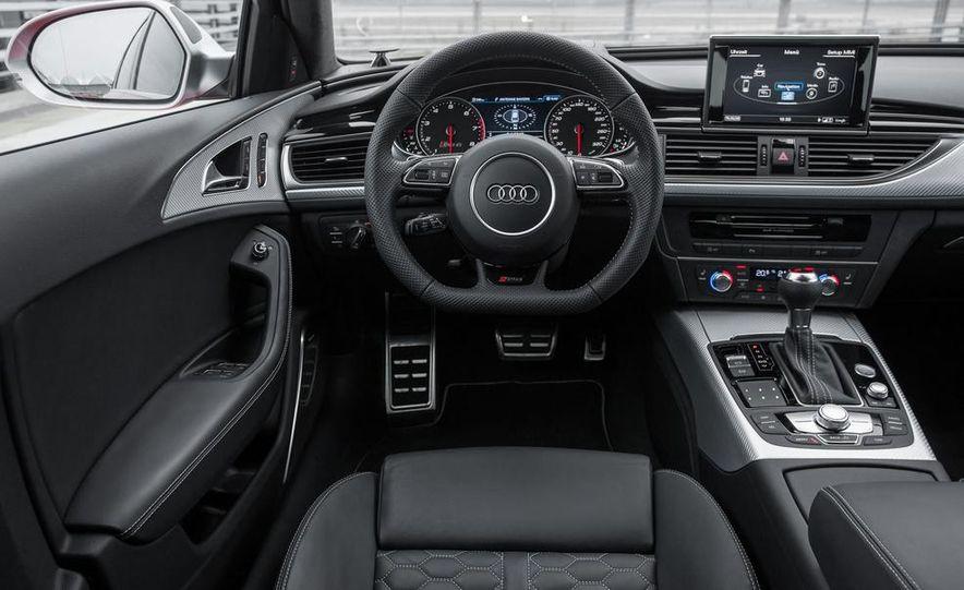 2013 Audi RS6 Avant - Slide 71