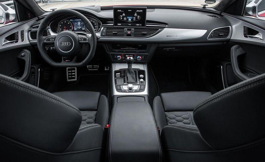 2013 Audi RS6 Avant - Slide 72