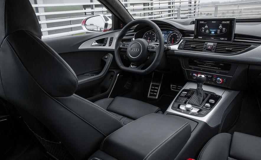 2013 Audi RS6 Avant - Slide 73