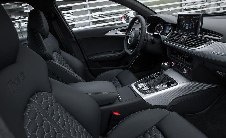 2013 Audi RS6 Avant - Slide 74