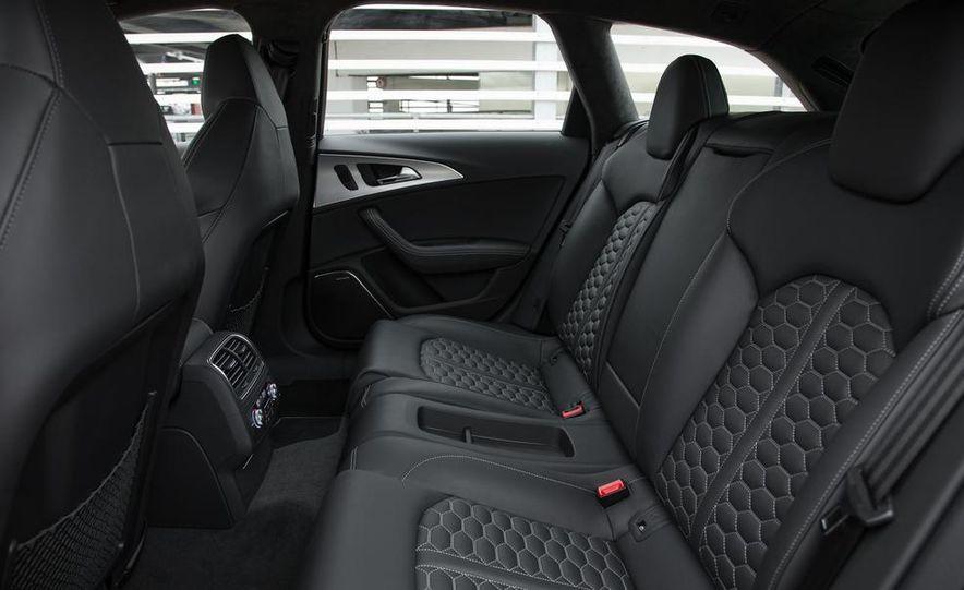 2013 Audi RS6 Avant - Slide 76