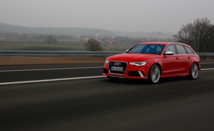 2013 Audi RS6 Avant - Slide 4