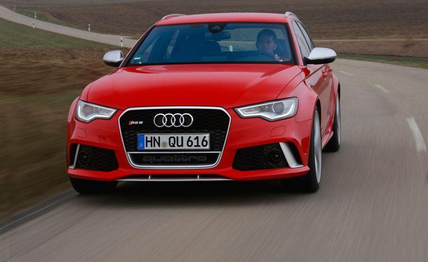 2013 Audi RS6 Avant - Slide 6