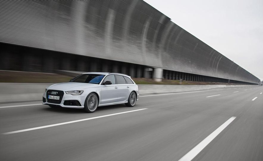 2013 Audi RS6 Avant - Slide 47