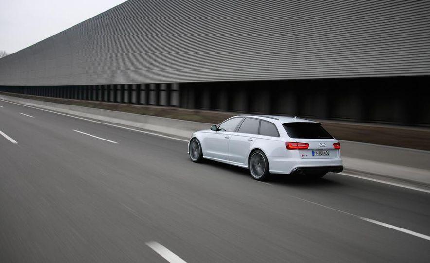 2013 Audi RS6 Avant - Slide 53