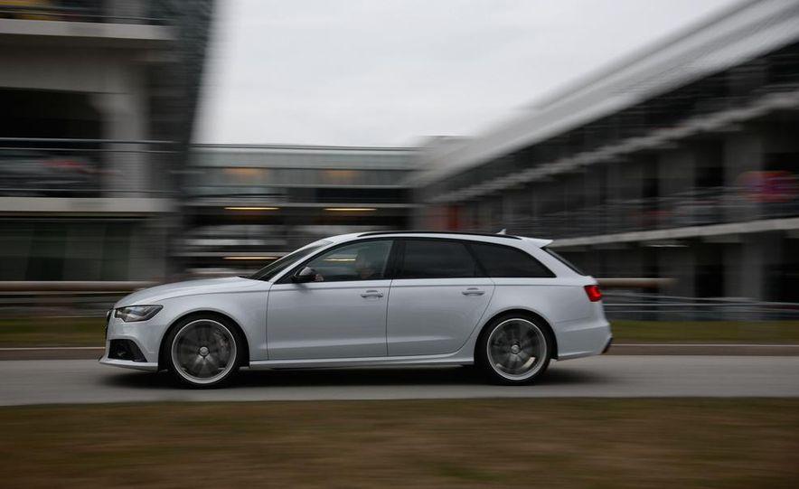 2013 Audi RS6 Avant - Slide 55