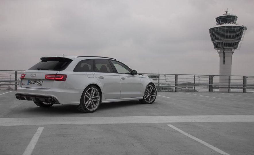 2013 Audi RS6 Avant - Slide 58