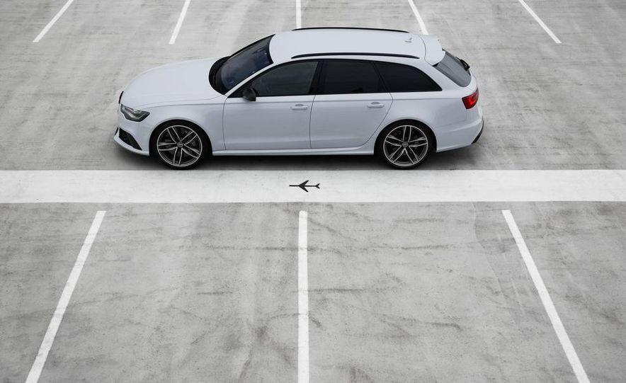 2013 Audi RS6 Avant - Slide 59