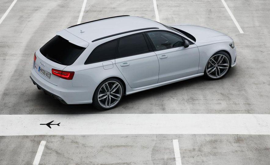 2013 Audi RS6 Avant - Slide 60