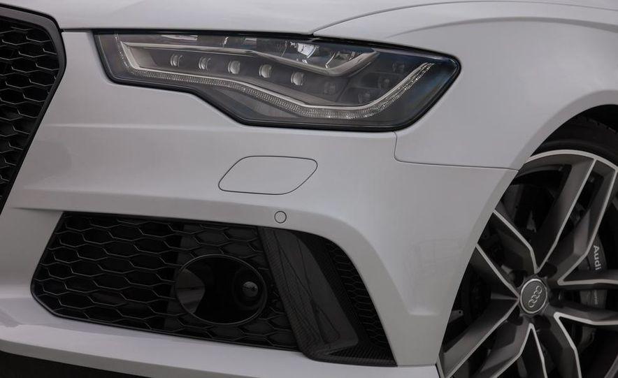2013 Audi RS6 Avant - Slide 64