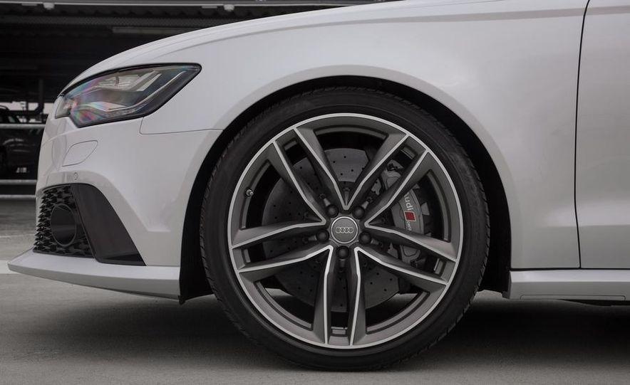 2013 Audi RS6 Avant - Slide 68