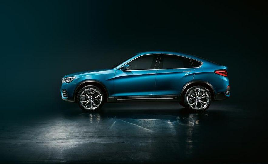 BMW X4 concept - Slide 1