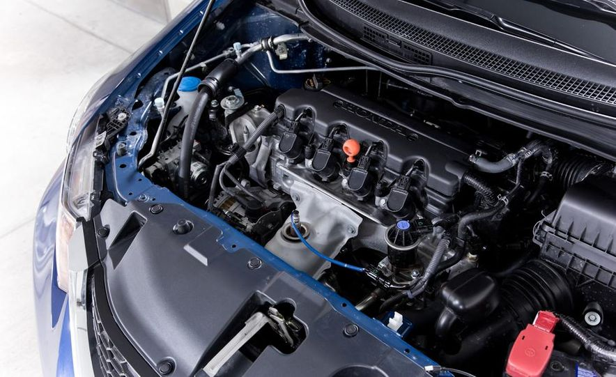 2013 Honda Civic EX-L - Slide 24
