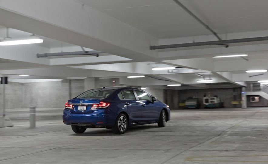 2013 Honda Civic EX-L - Slide 5