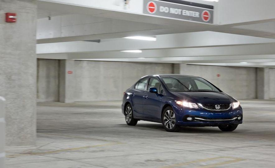 2013 Honda Civic EX-L - Slide 8
