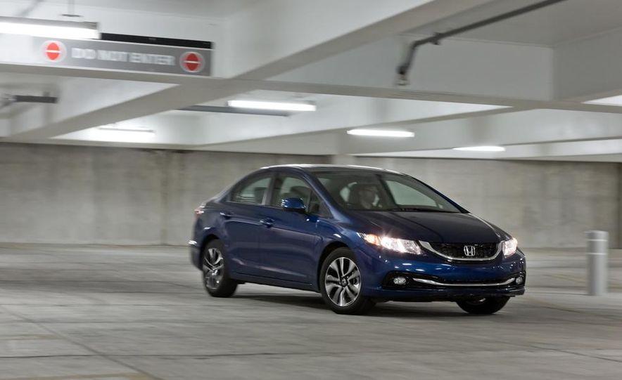 2013 Honda Civic EX-L - Slide 10