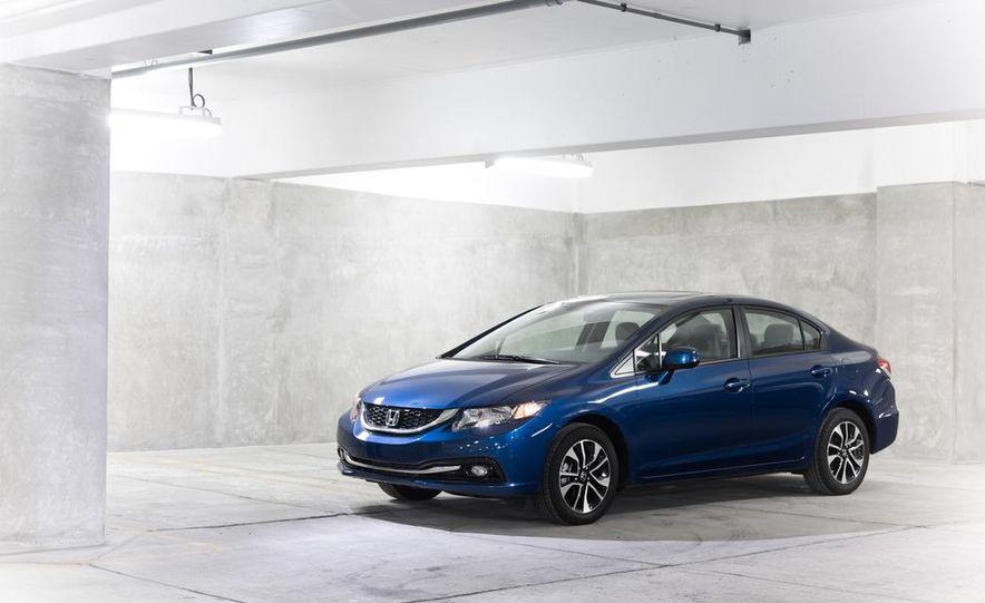 2013 Honda Civic EX-L - Slide 11