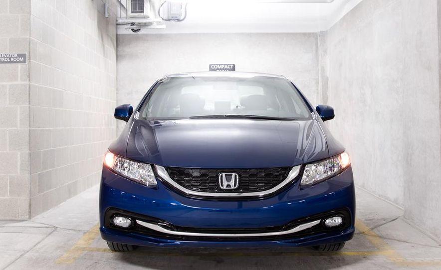 2013 Honda Civic EX-L - Slide 14