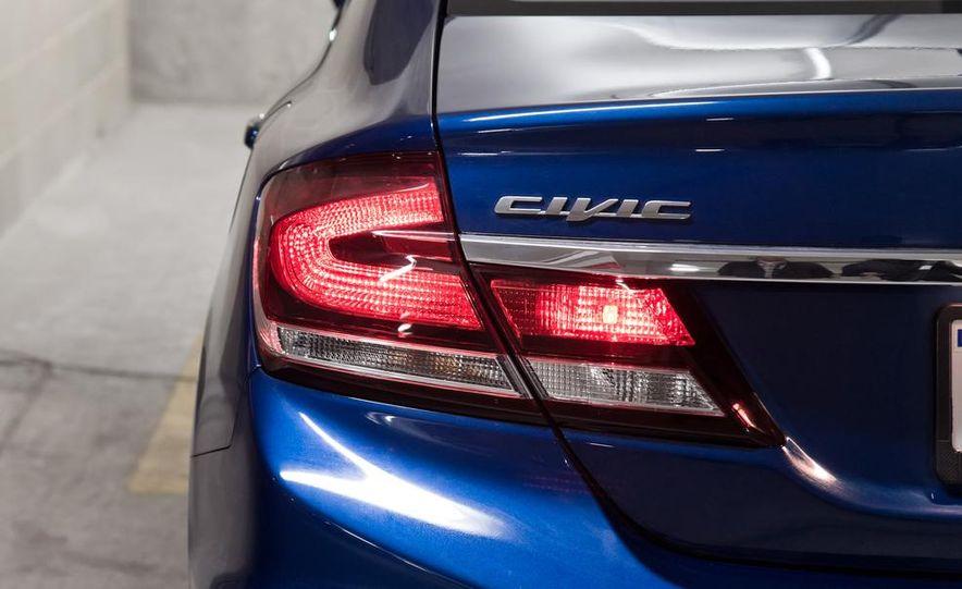 2013 Honda Civic EX-L - Slide 20