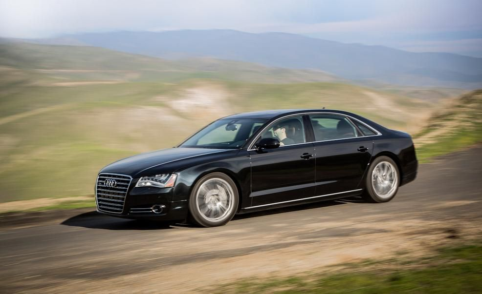 2013 Audi A8l 4 0t Pictures Photo Gallery Car Driver