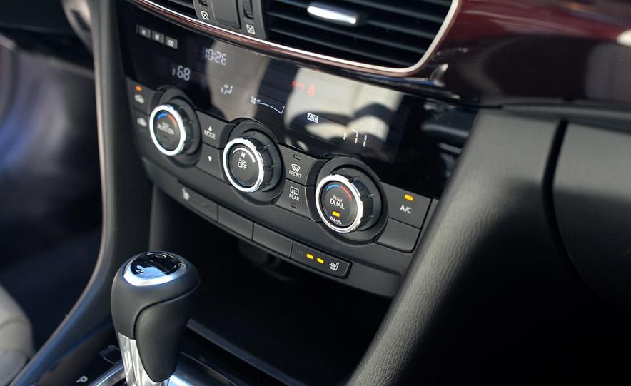 2014 Mazda 6 i Sport - Slide 50