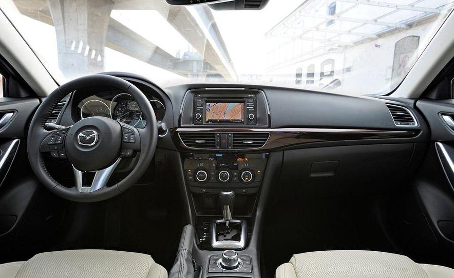 2014 Mazda 6 i Sport - Slide 45