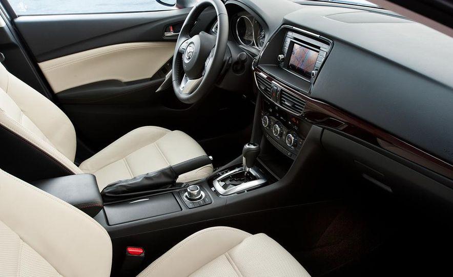 2014 Mazda 6 i Sport - Slide 46