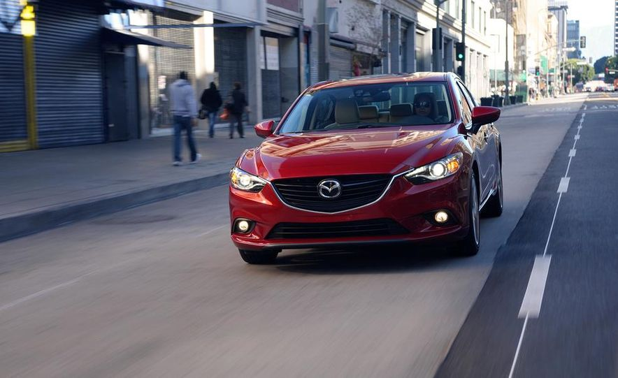 2014 Mazda 6 i Sport - Slide 8