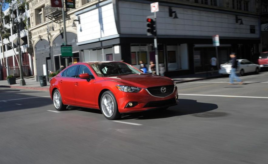 2014 Mazda 6 i Sport - Slide 10