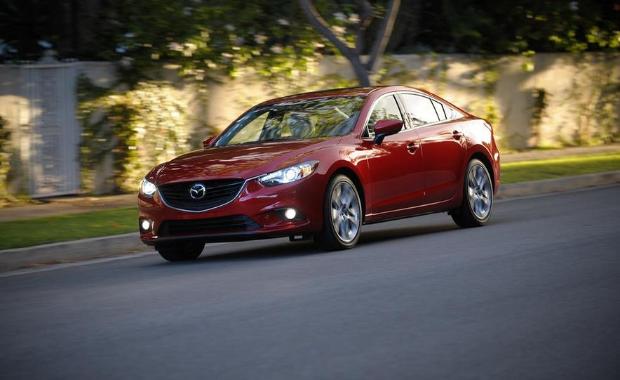 2014 Mazda 6 i Sport - Slide 12